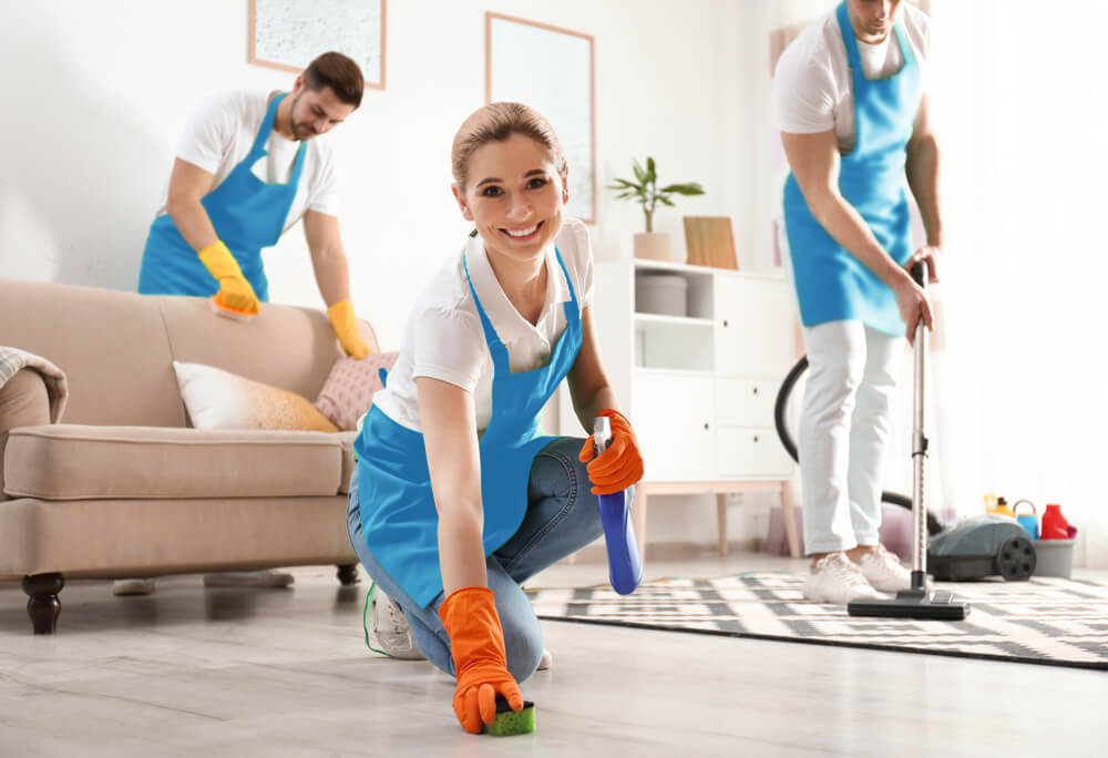 Enjoy the Benefits of House Cleaning Chandler Assuring a New looking Home